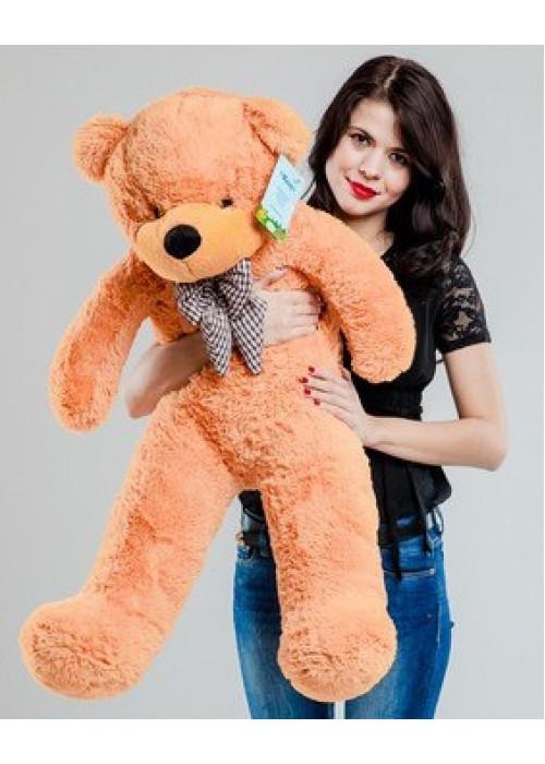 Медведь карамель 80 см
