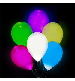 Светящиеся , мигающее шары