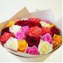 Микс из 25 роз